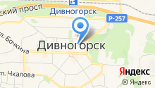 ТТК-Сибирь на карте