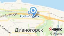 Многофункциональный центр предоставления государственных и муниципальных услуг, КГБУ на карте
