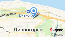 Нотариус Мызников А.В. на карте