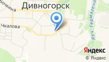 Дивногорский отдел ветеринарии на карте