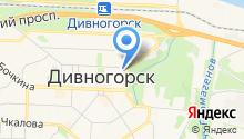 Дивногорский районный комитет КПРФ на карте