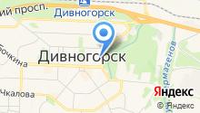 Дивногорский художественный музей на карте