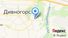 Дивногорское училище (техникум) олимпийского резерва на карте