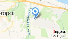 Катана-суши на карте