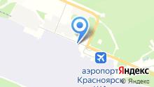 АэроМИЛ, ЗАО на карте