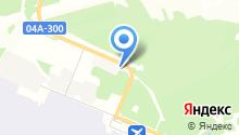 Аэропортовская средняя общеобразовательная школа на карте