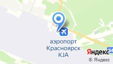 Сибирский кедр на карте