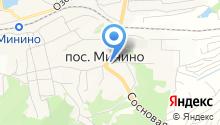 Геолог, продуктовый магазин на карте
