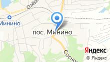 Магазин свежего мяса на Садовой на карте