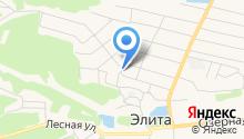 Продуктовый магазин Грачева О.В. на карте