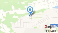 Видный на карте