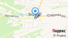 Администрация Элитовского сельсовета Емельяновского района Красноярского края на карте