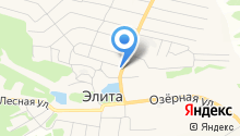 Шино на карте