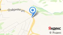 Кузница Сибири на карте