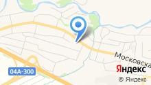 Емельяновская средняя общеобразовательная школа №2 на карте