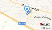 Сибирская тентовая компания на карте