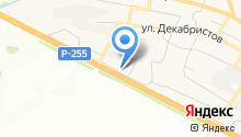 MANGALOV на карте