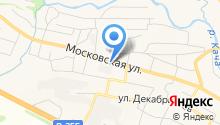 Дорожно-эксплуатационная организация, ГП на карте