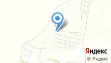 Емельяновская горка на карте