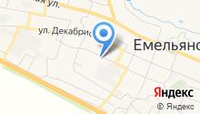 Межрайонная инспекция Федеральной налоговой службы №17 по Красноярскому краю на карте
