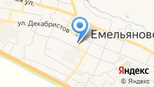 Красноярскэнергосбыт на карте