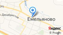 Емелина лавка на карте