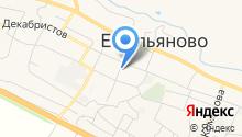 Управление Росреестра по Красноярскому краю на карте