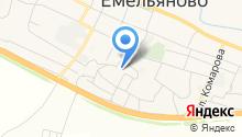 Auto-Бтк на карте