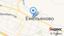 Чебуреки от Ивана на карте