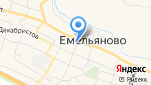 Нотариус Кирий И.В. на карте