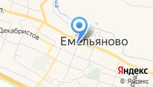 Диамакс на карте