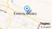 АВТО-СПВК на карте