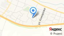 Емельяновская средняя общеобразовательная школа №1 на карте
