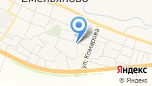 СТРОЙГАРАНТ на карте