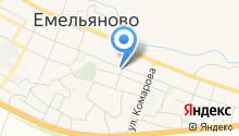Клумба на карте