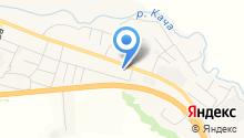 Калина Красная на карте