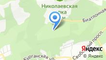 Country house на карте