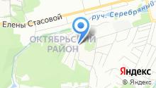 Bluerise.ru на карте