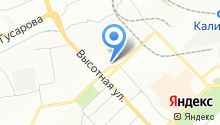 3G-service на карте