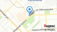 CadStudio на карте
