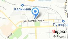 CityTelecom.ru на карте
