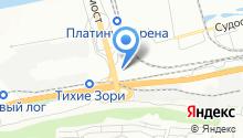 CrossSite на карте