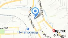 AutoFiks на карте