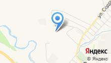 Северный Неоплан Красноярск на карте