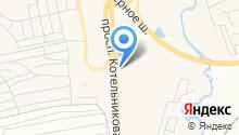 Mobil-on на карте