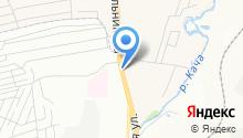 Смайк на карте