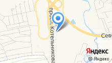 Магазин грузовых автошин и дисков на карте