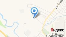 ИНВЕСТ-Лизинг на карте