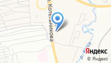 Винил сервис на карте