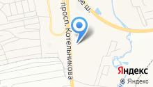 Heben Wood на карте
